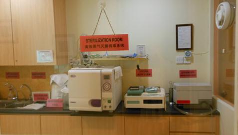 sterilisation R